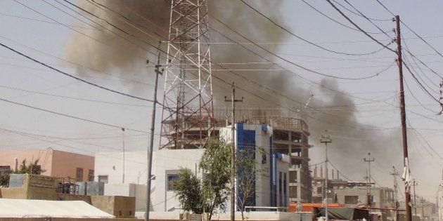 「イスラム国」、イラクのラマディ制圧宣言 米「状況は流動的」