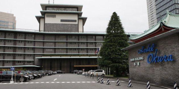 ホテルオークラ、本館建て替え 東京オリンピック見据え、外資系に対抗