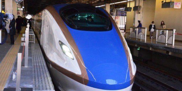 北陸新幹線、開業は2015年3月14日で固まる