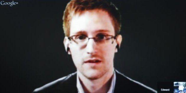 スノーデン氏「スパイとして海外で活動」、アメリカのTVで告白