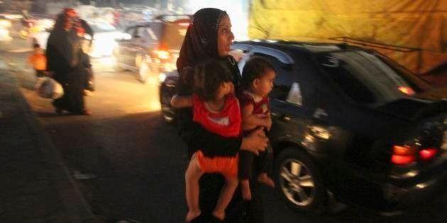ガザ:イスラエル、パレスチナと無期限の停戦で合意