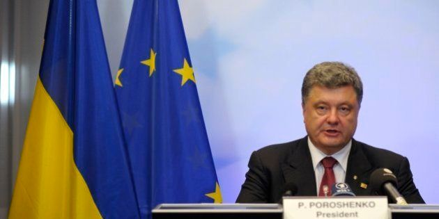 ウクライナとロシア、和平確立に向けた措置で合意、「恒久停戦」声明は差し替え
