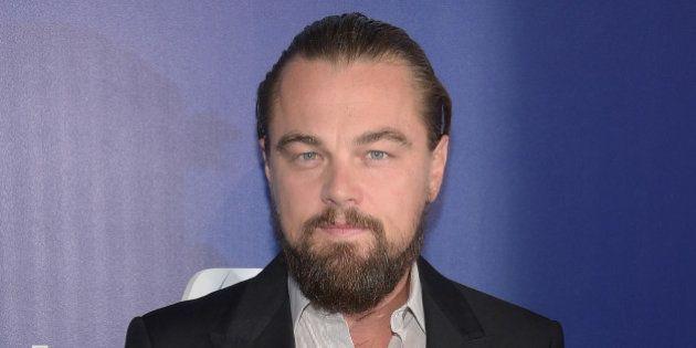 LAGUNA BEACH, CA - AUGUST 16: Actor Leonardo DiCaprio attends Oceana's Annual SeaChange Summer Party...