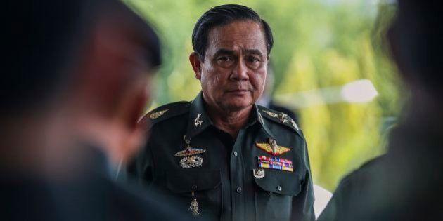 【タイのクーデター】陸軍総司令官はなぜ決断したのか