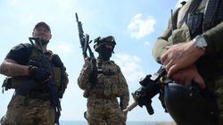 ウクライナのポロシェンコ大統領「後戻りできない状況が迫っている。それは、全面戦争ということだ」