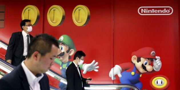 任天堂、テーマパークに参入へ マリオのアトラクションも