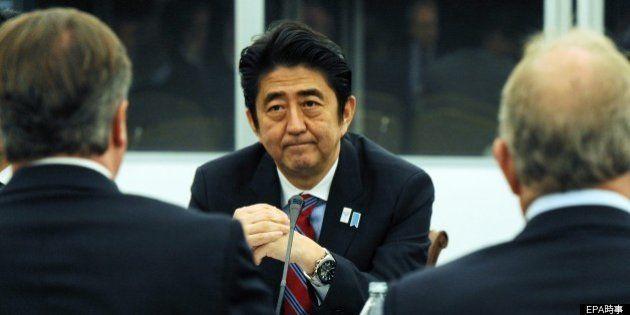 G8でアベノミクスが評価、しかし、財政健全化も指摘受ける