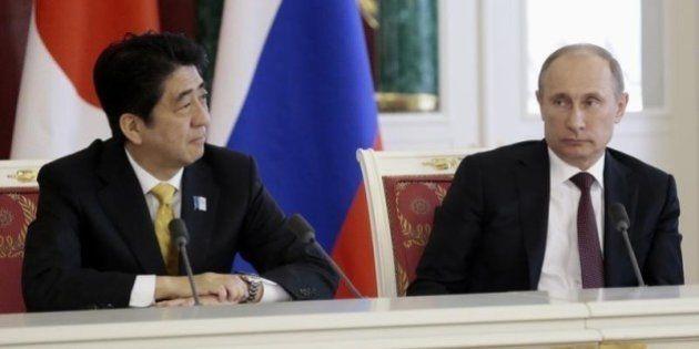 ロシア、複数日本人の入国禁止を発表