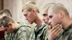 ウクライナ東部にロシア軍が再び侵入、緊張緩和の期待に水