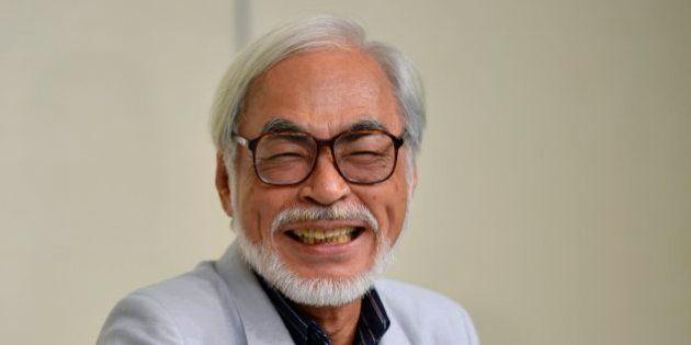 宮崎駿監督に米アカデミー名誉賞 日本人では黒沢明監督以来2人目