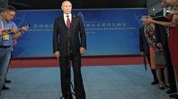ロシアと中国、天然ガス契約に調印