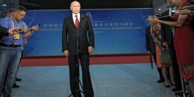 ロシアと中国、天然ガス契約に調印 国際価格に新基準もたらす