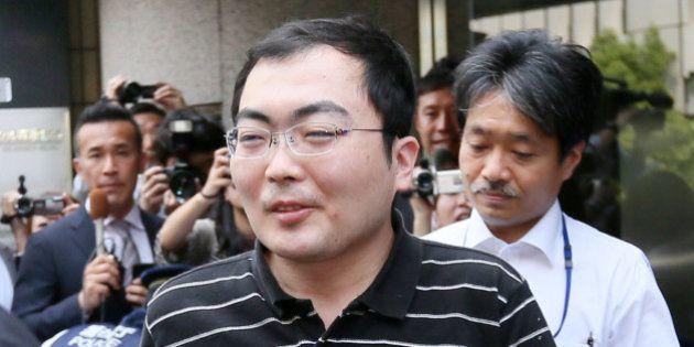 片山祐輔被告「全部事実です」 PC遠隔操作公判で謝罪