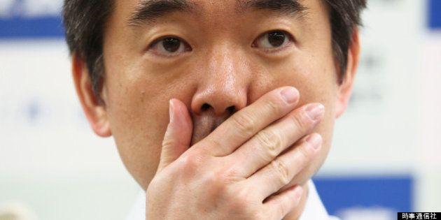 橋下徹氏が謝罪メール