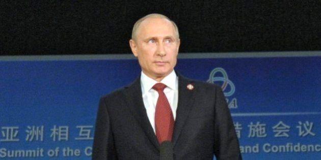 プーチン大統領、ウクライナ大統領選の正当性を疑問視