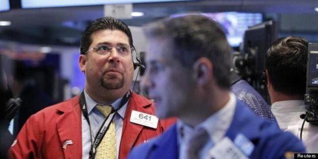 米株式市場、雇用統計控え反発