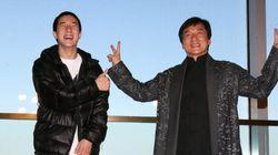 ジャッキー・チェンの息子を拘束 北京の警察当局、大麻使用の疑い