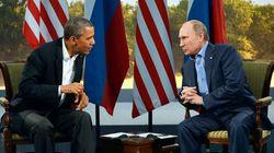 シリア問題、米露対立が鮮明に