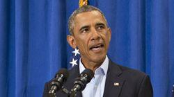 オバマ大統領が「イスラム国」のアメリカ人殺害非難、空爆継続を強調