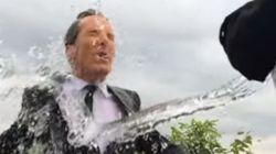 氷水かぶり、シャーロックを演じたベネディクト・カンバーバッチも参戦【動画】
