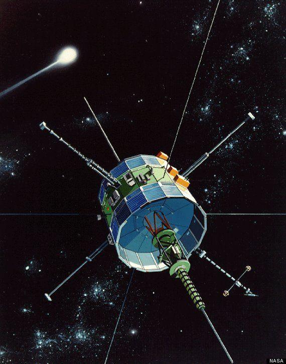 【ISEE-3】NASAで運用終了の探査機、市民が再利用に挑戦へ