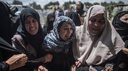 エジプト、ガザ停戦を提案 イスラエルとハマスに無条件戦闘停止を呼びかける