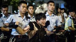 香港の報道の自由に「深刻な懸念」