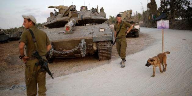 ガザ停戦を24時間延長 イスラエルとパレスチナが合意