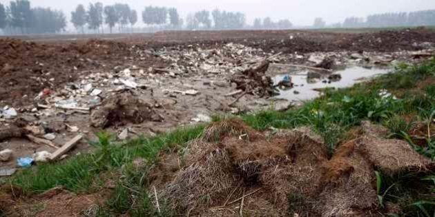 中国、ゴルフ場建設禁止へ強硬手段 環境問題が深刻化