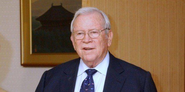 ベーカー元駐日大使が死去 88歳 知日派、共和党の重鎮