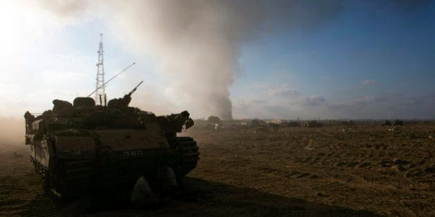 イスラエル軍「数日以内の停戦・撤退の可能性はない」科学技術相が発言
