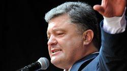 ウクライナ大統領選「チョコレート王」の当選有力視