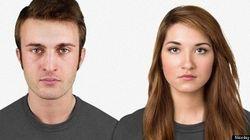 「10万年後の人類の顔」を予測(画像)