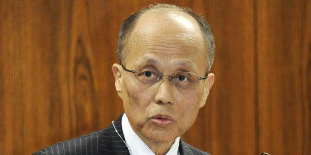 小松一郎・前法制局長官が死去 63歳、集団的自衛権の容認派