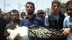ガザの死者500人超、うち約100人が子供 住宅地や病院へ攻撃続く