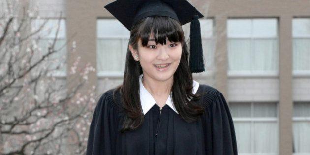 眞子さま、イギリスの大学院留学へ 9月から、博物館学を専攻