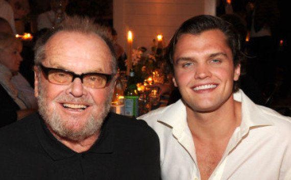 名優ジャック・ニコルソンの若い頃と、22歳の息子がそっくりだという。ところが...(画像)