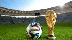 ワールドカップの放送日程を一挙紹介