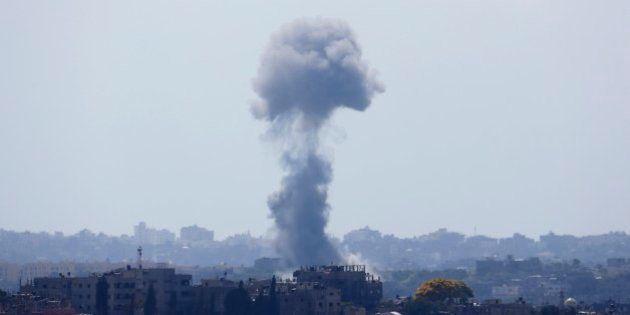 イスラエルがガザ空爆再開 停戦ならず