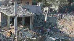 イスラエル、対ハマス軍事作戦を開始 ロケット弾攻撃に対抗