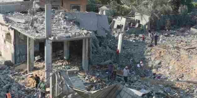 イスラエル、対ハマス軍事作戦を開始 ロケット弾攻撃に対抗、ガザ地区を空爆