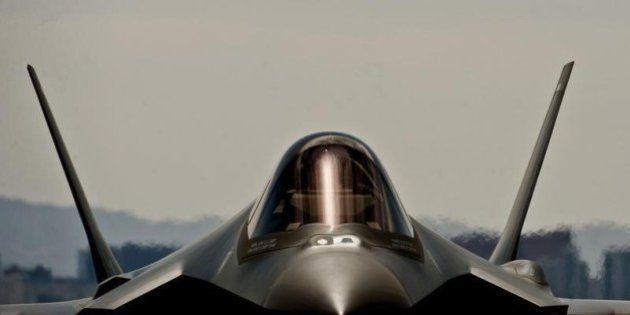 ステルス戦闘機F35、出火事故受けて飛行停止 米国防総省発表、日本は42機購入の予定