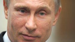プーチン氏、狙うは「ソビエト帝国」再興か