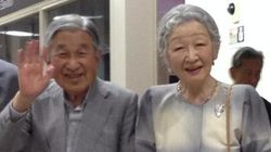 「駅に天皇陛下いた...」笑顔の写真、ネット投稿めぐり賛否