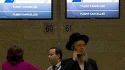イスラエル発着便の禁止措置を解除 アメリカ航空局