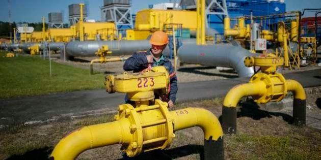ウクライナへの天然ガス供給、ロシアが停止 欧州向けパイプラインは継続