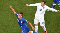 W杯3日目、イタリアがイングランドに勝利