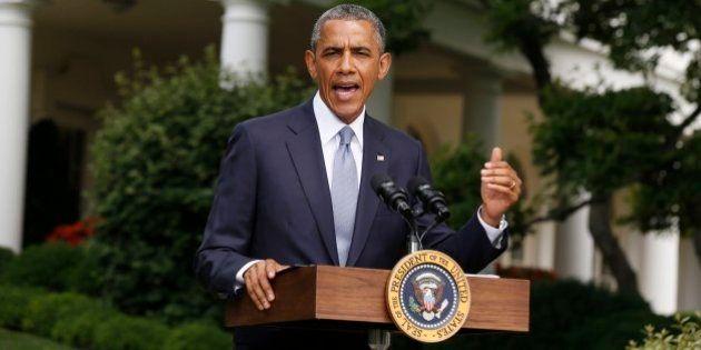 【マレーシア航空機撃墜】オバマ氏、墜落機調査妨害を停止させるようプーチン氏に要求