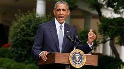 【マレーシア機撃墜】オバマ氏、墜落機調査妨害を停止させるようプーチン氏に要求