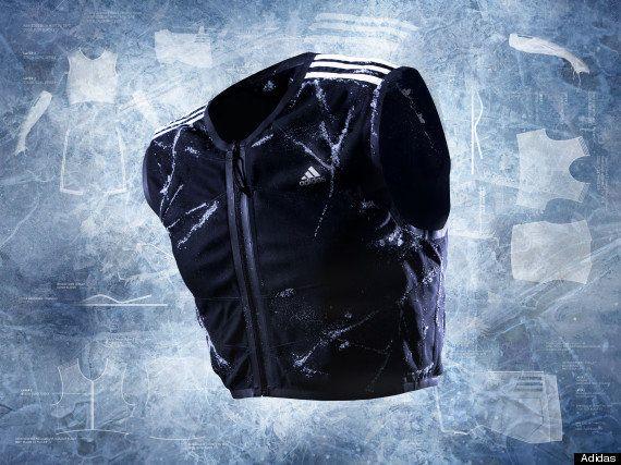ワールドカップに出場する選手たちの、体を冷やす「冷却ベスト」が発売される
